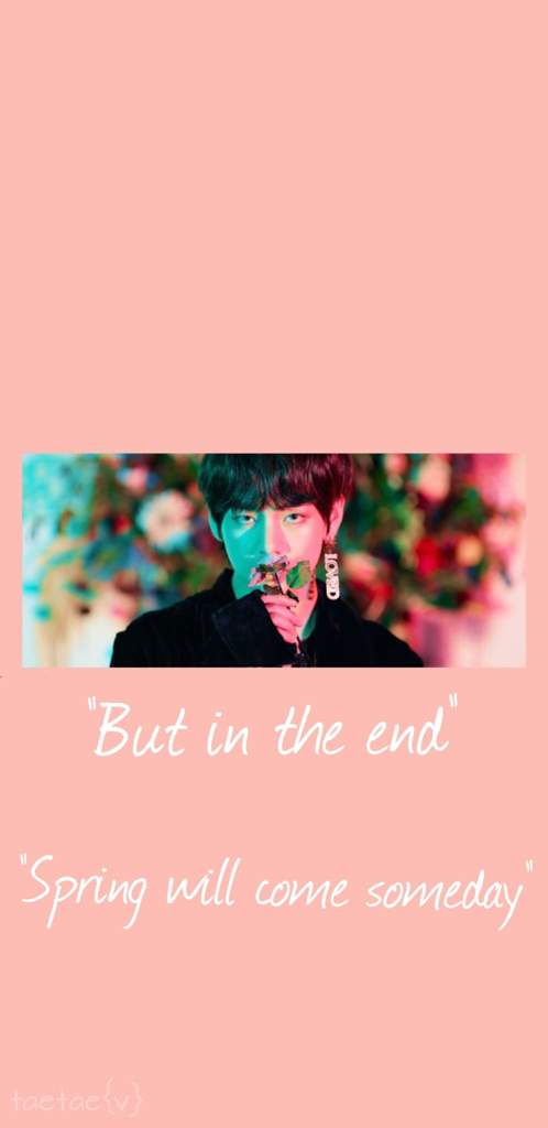 Bts Taehyung Singularity Lyrics Wallpapers Armys Amino