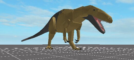 Theory) The New Looking Dino Leak On Discord | Dinosaur