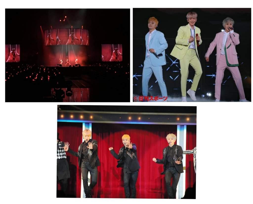 🎪 || EXO-CBX 'Magical Circus' Concert | K-Pop Amino