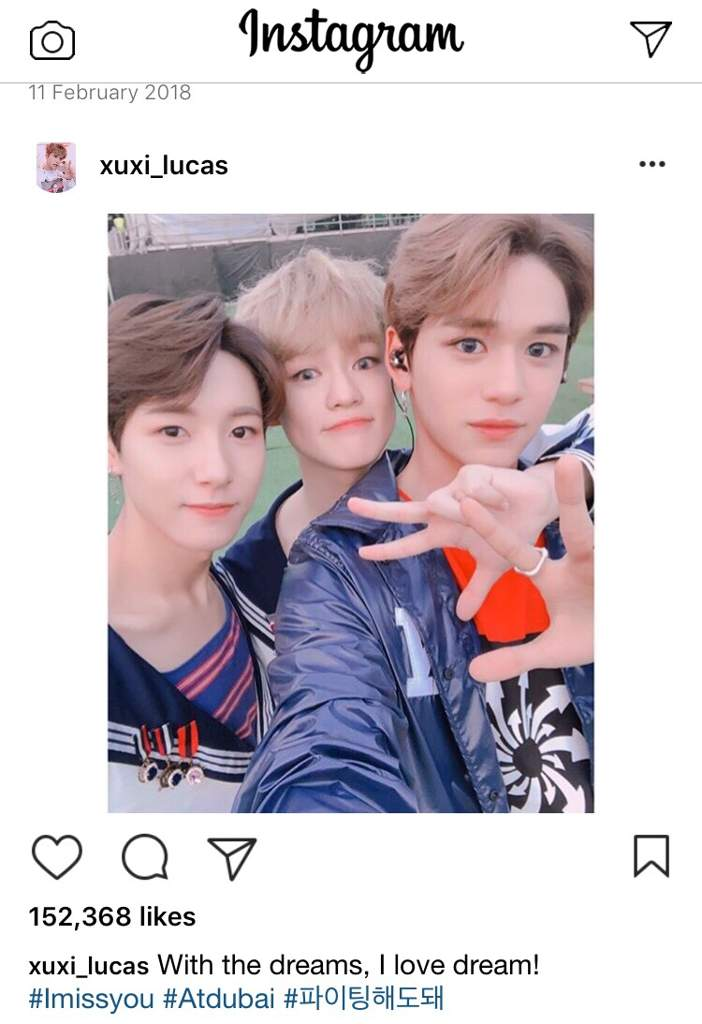 If NCT U Members Had Their Own Instagram Account | NCT (엔시티) Amino