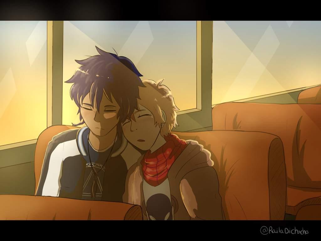 Sleepy Ride David And Felix Lalin S Curse Amino
