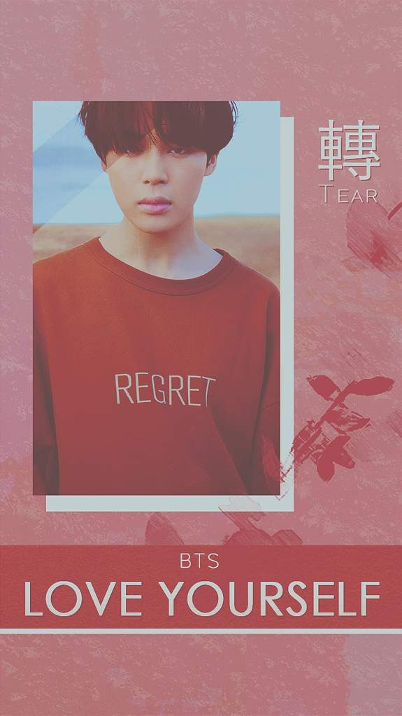 Love Yourself Tear Concept Photos Y Edits Army S Amino