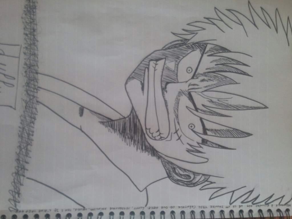 Luffy Fanart One Piece Amino