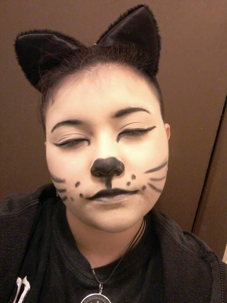 8c32592b2 Maquillaje de gato | Cosplay Amino