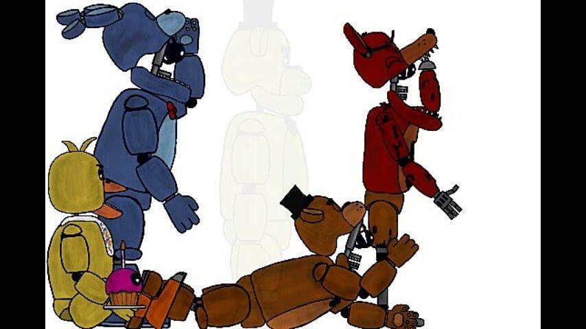 NEW POSTER | Five Nights At Freddy's Amino