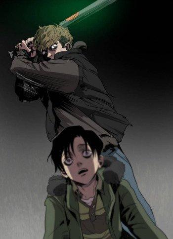 Killing Stalking Manga Wiki