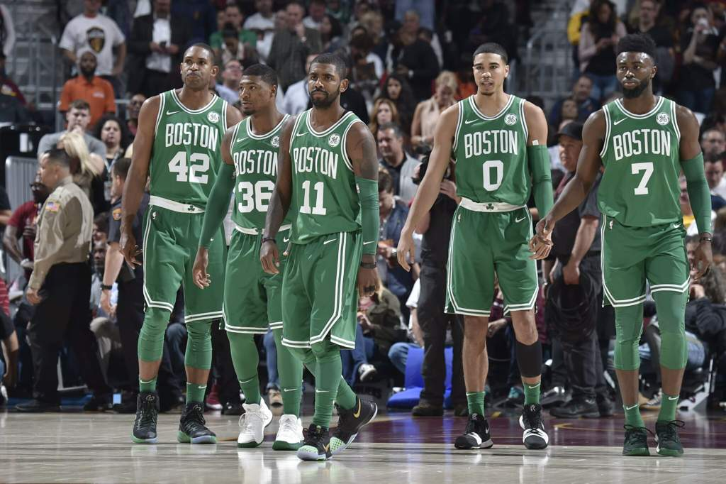 52aba1553dda Who is the most improved Player on the Celtics 2018