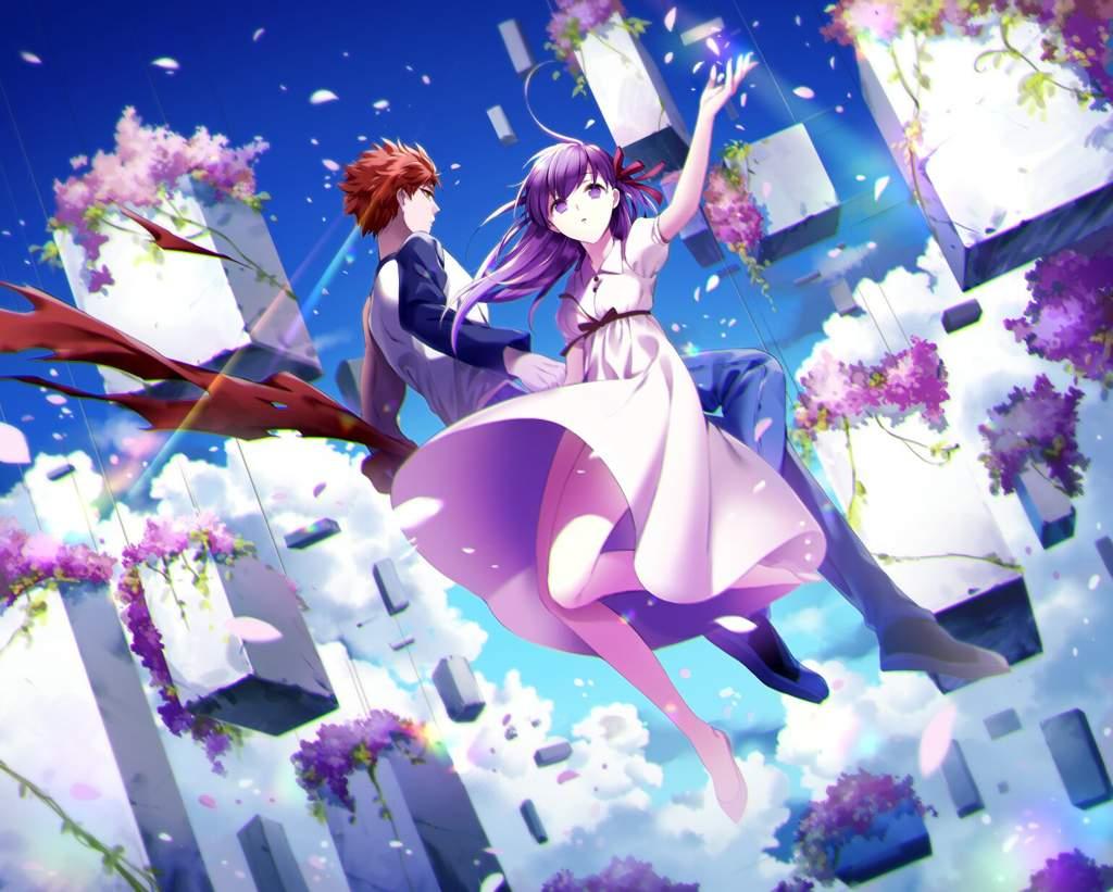 Fate Stay Night Heaven S Feel I Presage Flower Review Geekdom Amino