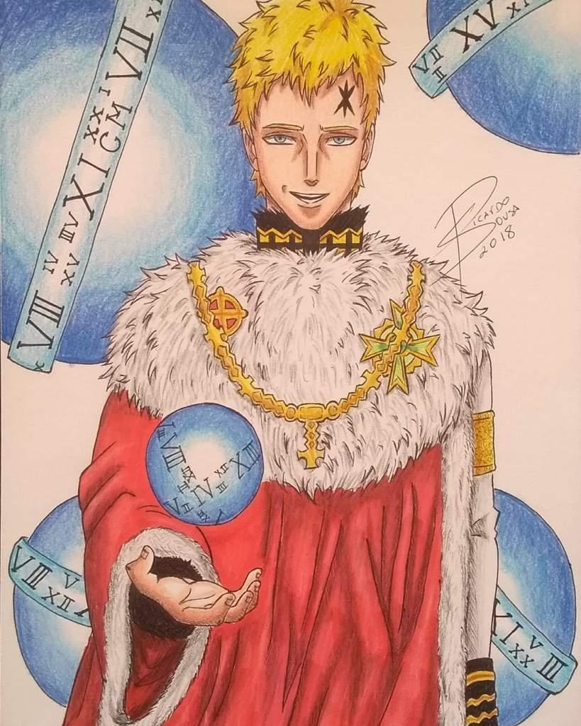 O Mago Imperador Julius Novachrono M Arte Amino Su etsy trovi 5 julius novachrono in vendita, e. o mago imperador julius novachrono