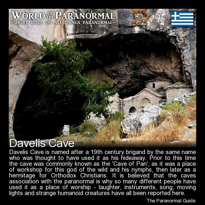 Image result for davelis cave