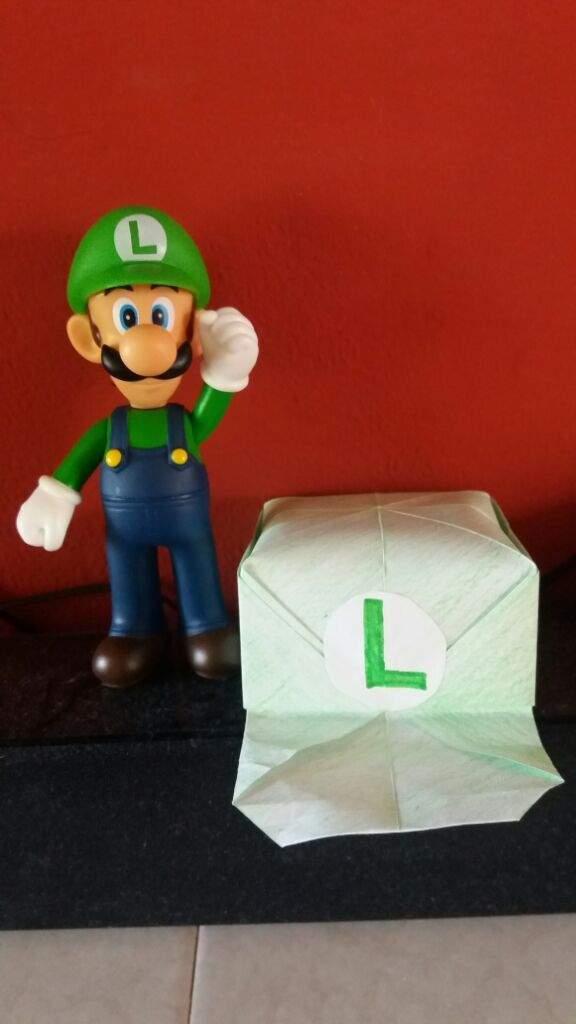 Just Origami Mario Amino