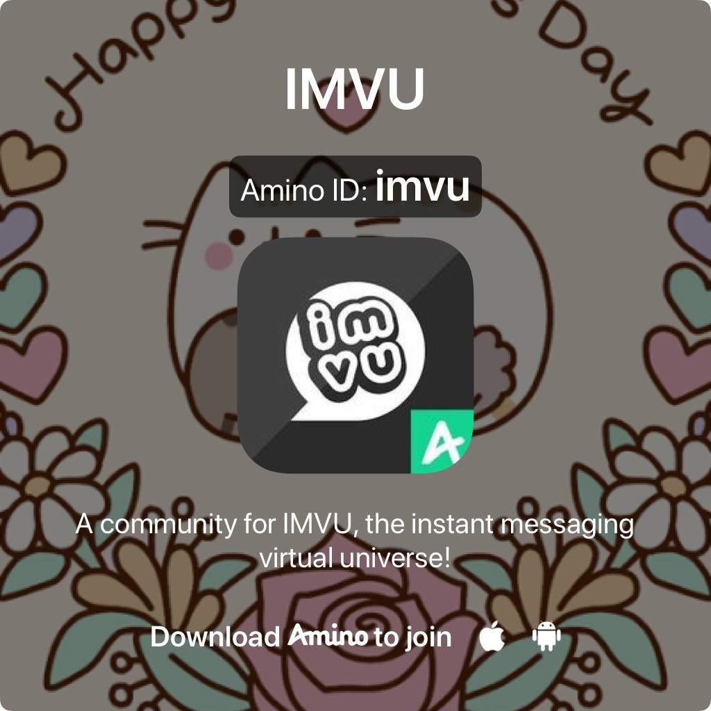 IMVU Amino | •Advertising• Amino