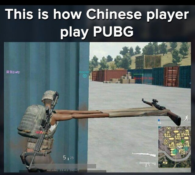 Pubg Mobile Vs Pubg Pc Meme