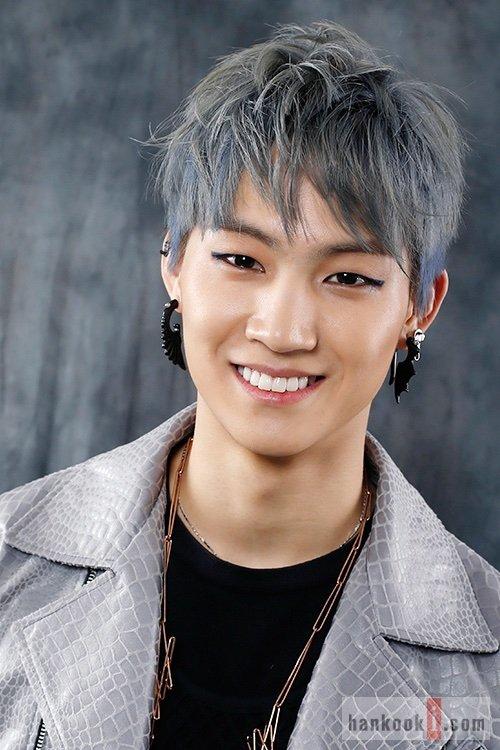 JB GOT7 awal debut