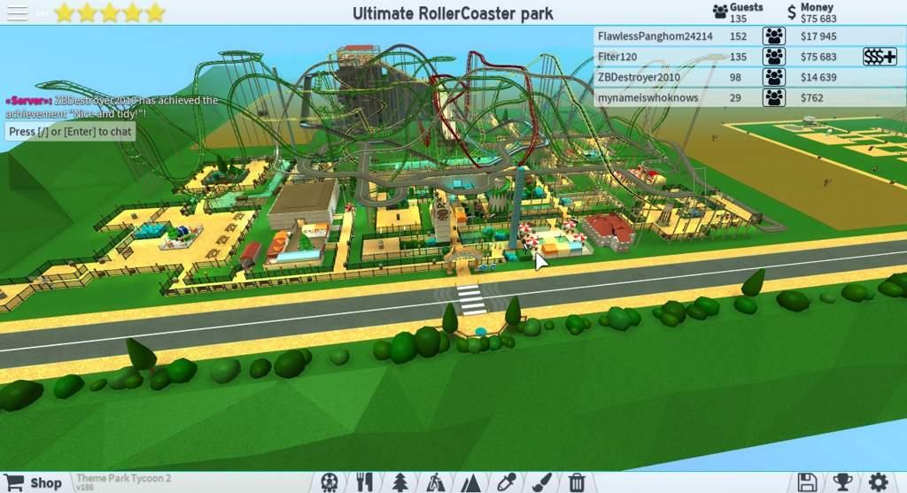 Roblox Theme Park Tycoon 2 Wiki | Asdela