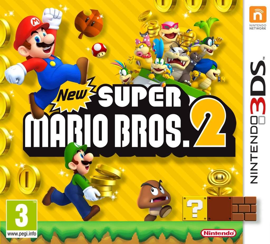 Review New Super Mario Bros 2 3ds Wii U Amino Amino