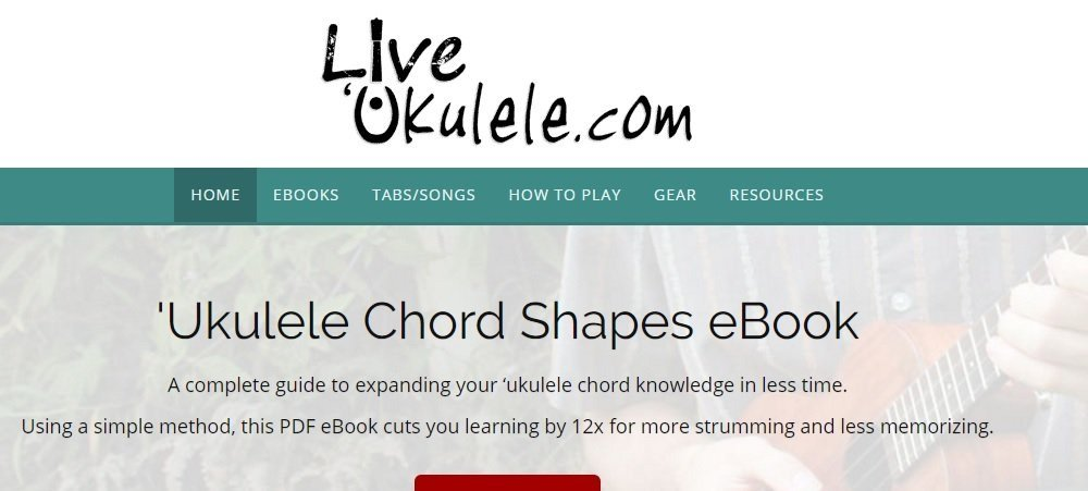 The top 50 ukulele sites wiki life on 4 strings amino a great database of ukulele lessons broken out into sections for beginners intermediate and advanced players free downloadable goodies like chord charts fandeluxe Images