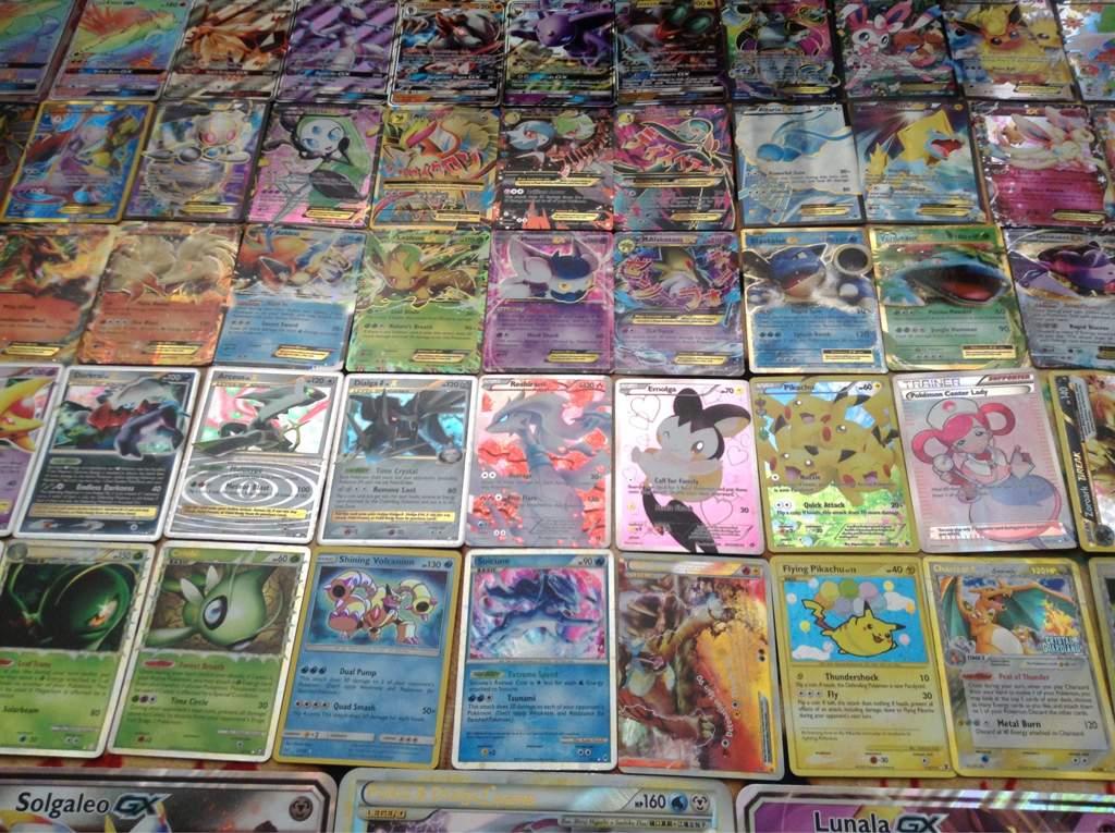 Ultra Rare Pokémon Card Showcase Pokémon Amino