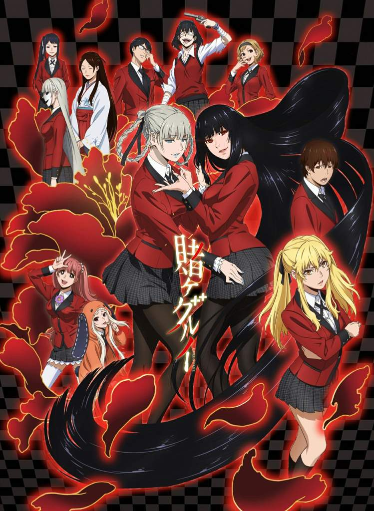 Anime OPs rating #6 - Deal with the Devil (Kakegurui