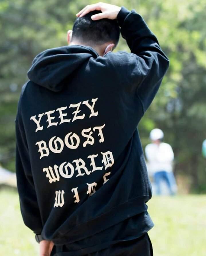 yEeZy BoOsT wOrLd WiDe   K-Pop Amino