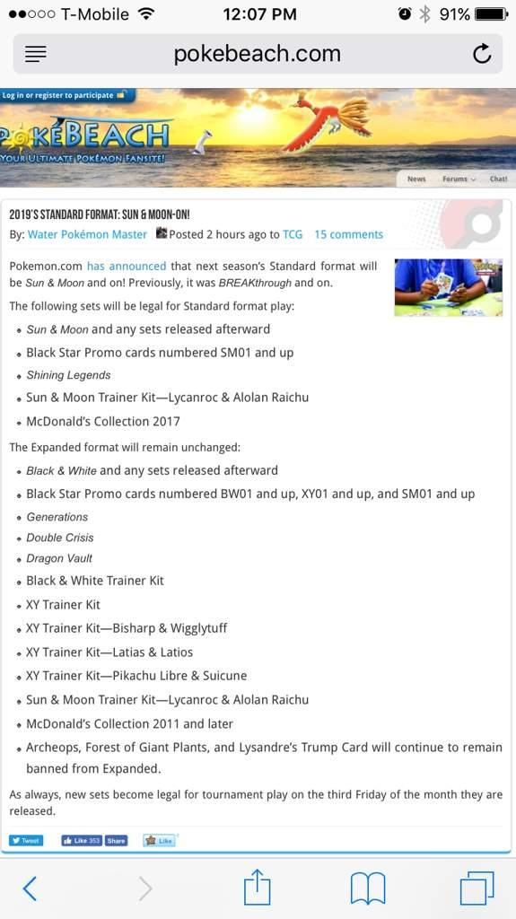 pokemon tcg trade forum