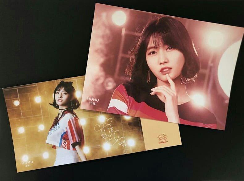 Wake Me Up Photocards Twice 트와이스 ㅤ Amino