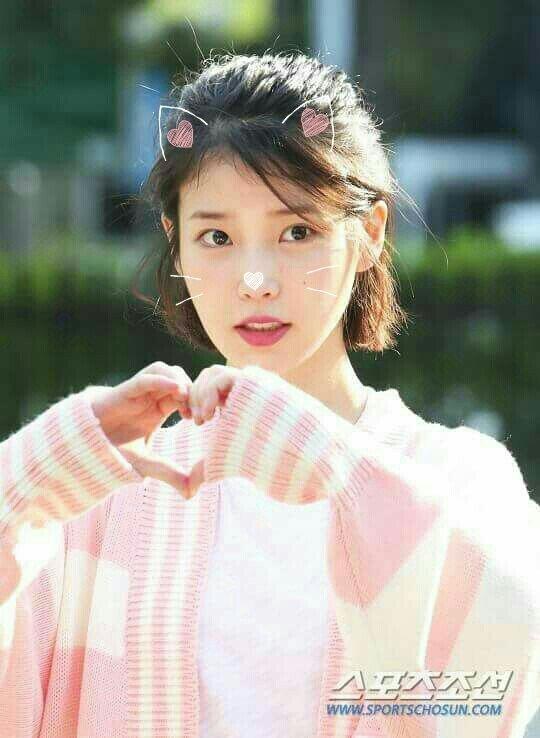 Creepily or cute IU? | IU (Lee Ji Eun 아이유) Amino