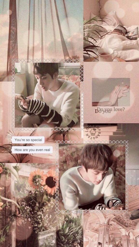 Cute Pictures Of My Kim Seok Jin For Ur Phone Wallpaper Bts Army Indonesia Amino Amino