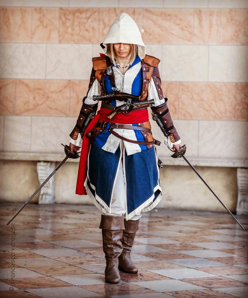 My Assassin Creed Black Flag Cosplay Cosplay Amino