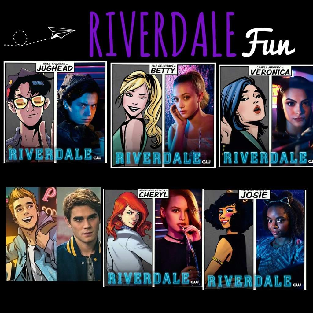 Riverdale Charaktere