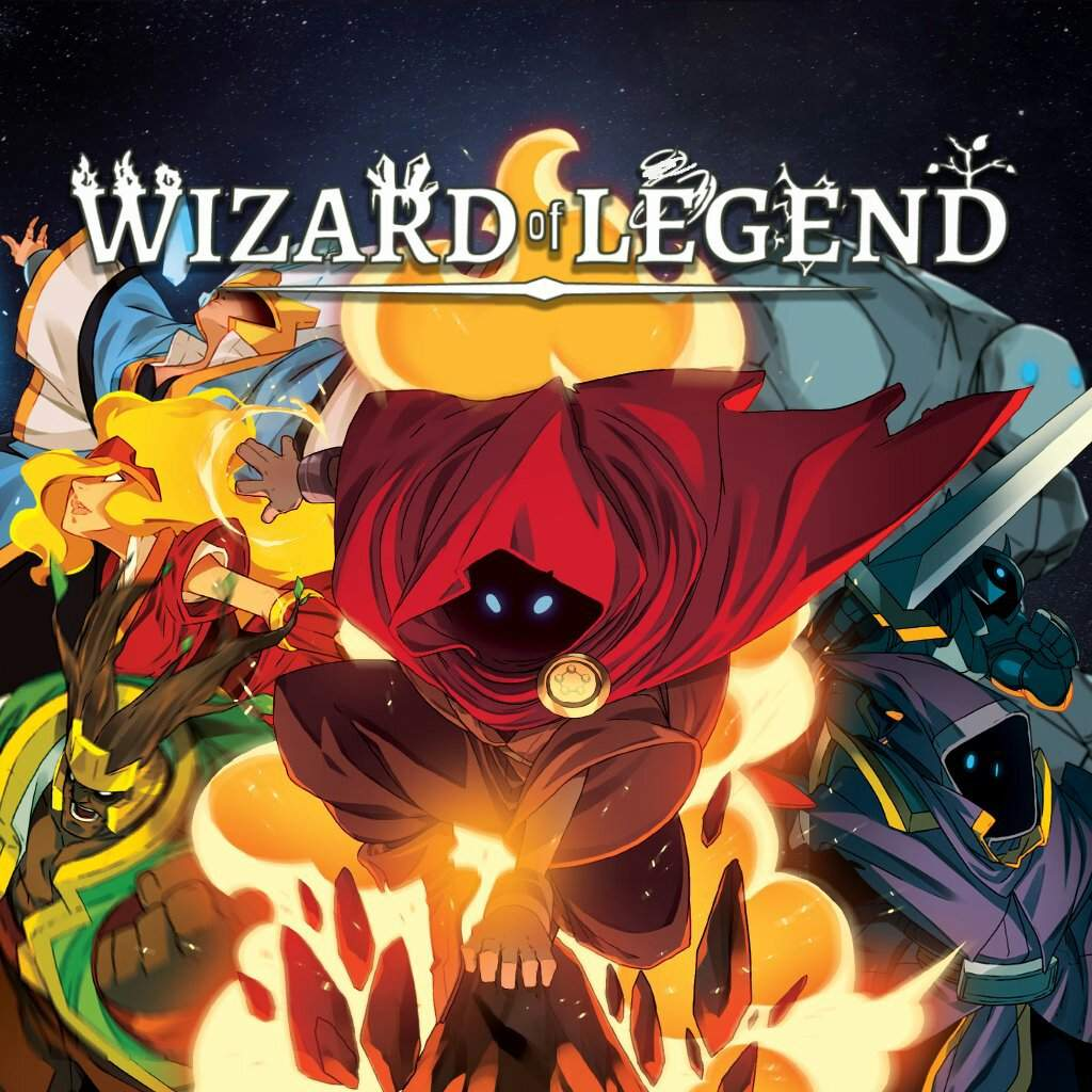 Wizard Of Legend Is The Bees Knees Nintendo Switch Amino Binding Isaac Quite Possibly One Best Roguelikes On So Far It Feels Like A Love Child Between Hyper Light Drifter Diablo And