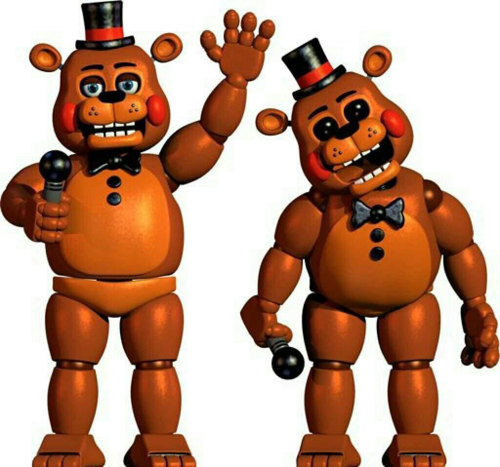 Fnaf A Evolucao De Freddy Fnaforever Five Nights At Freddys Pt