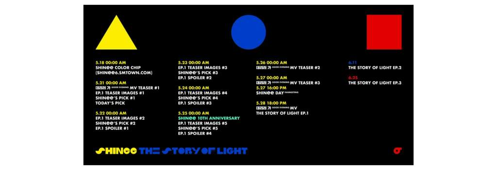 the story of light' comeback details p 1 | K-Pop Amino