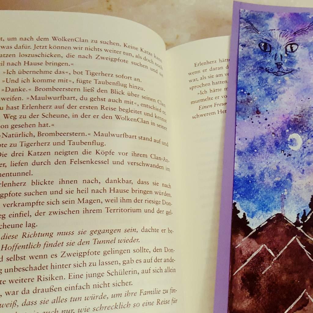 ୨୧ Warrior cat\'s bookmark ୨୧* 栞 | Warriors Amino
