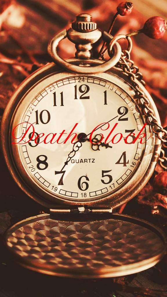 Death Clock- Wattpad Story | Wattpad Amino