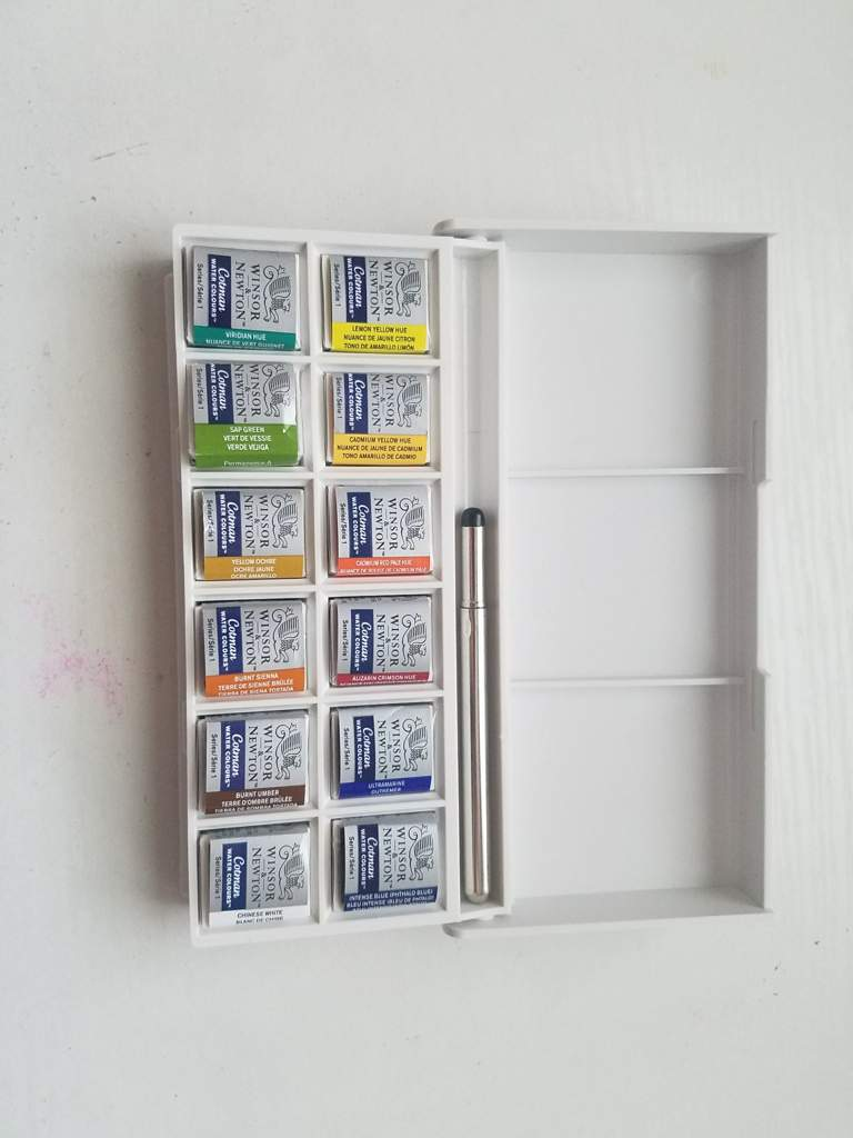 Winsor Newton Cotman Watercolors Art Amino I Decided To Go With And Love Them Already