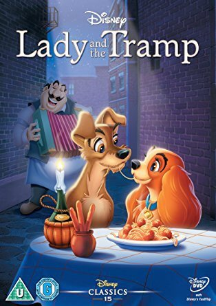Lady And The Tramp Acrylic Painting Disney Amino