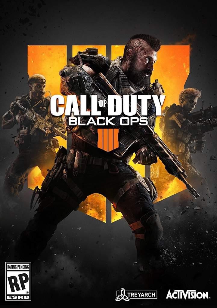 الكشف عن لعبة Call Of Duty Black Ops 4 أخبار الألعاب الألكترونية Amino