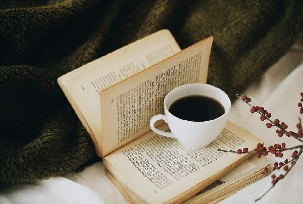 красивые картинки книги с чаем что такая