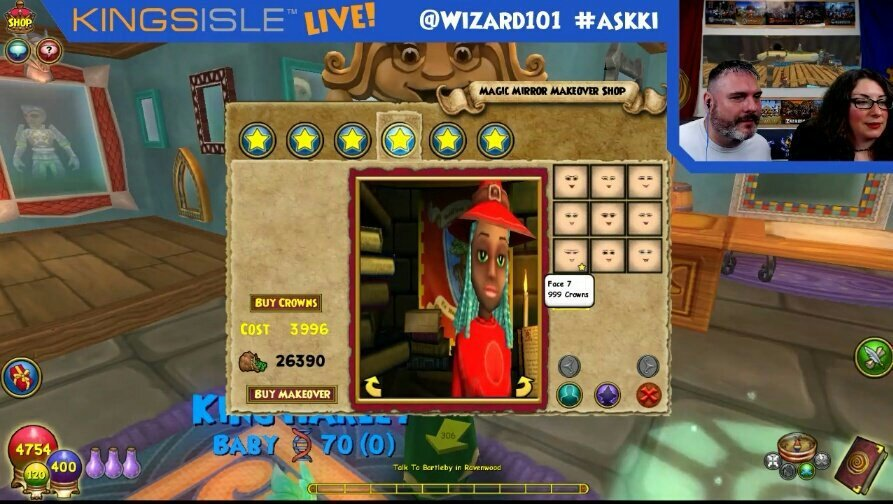 Magic Mirror Comming To Wizard101 | Wizard101 Amino