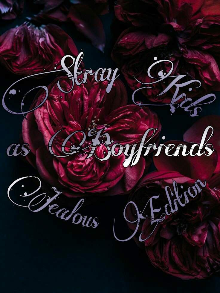 Stray Kids as Boyfriends: Jealous Edition | Stray Kids Amino
