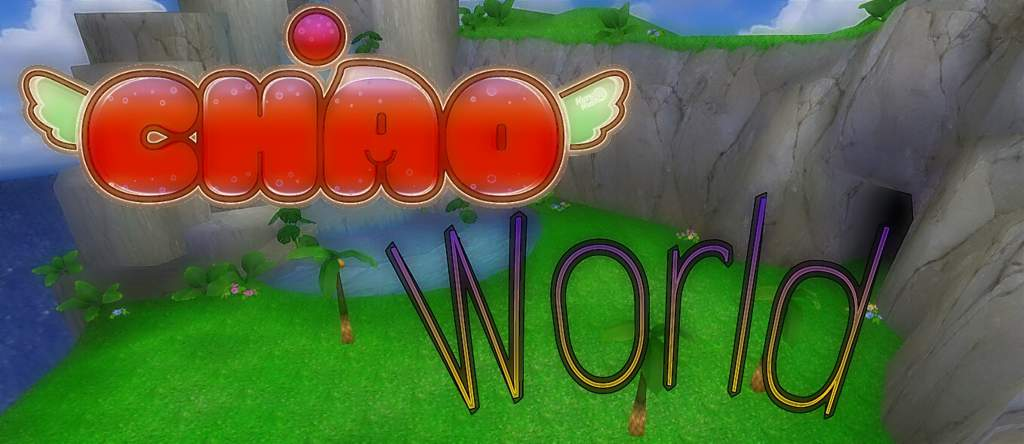 Chao World - The Revival of the Chao Garden | Sonic the Hedgehog! Amino
