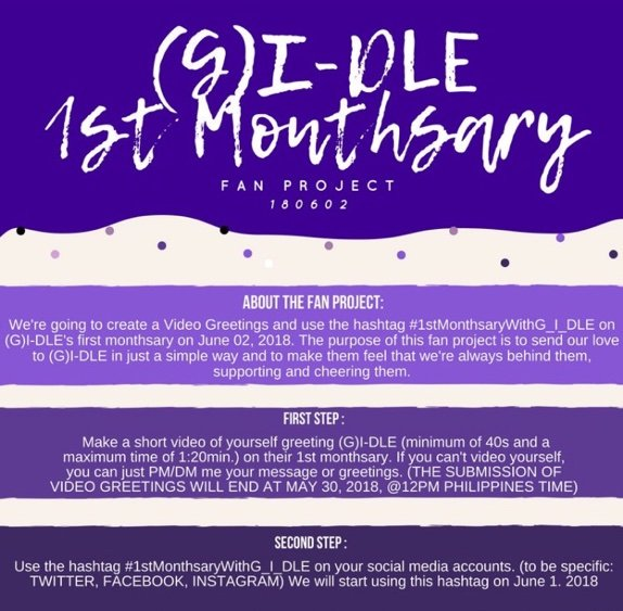 Gi dle fan project gi dle amino please spread the word as well as participating in this project m4hsunfo