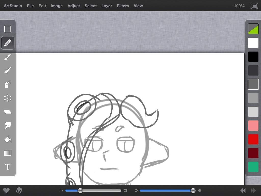 how to draw hair lines