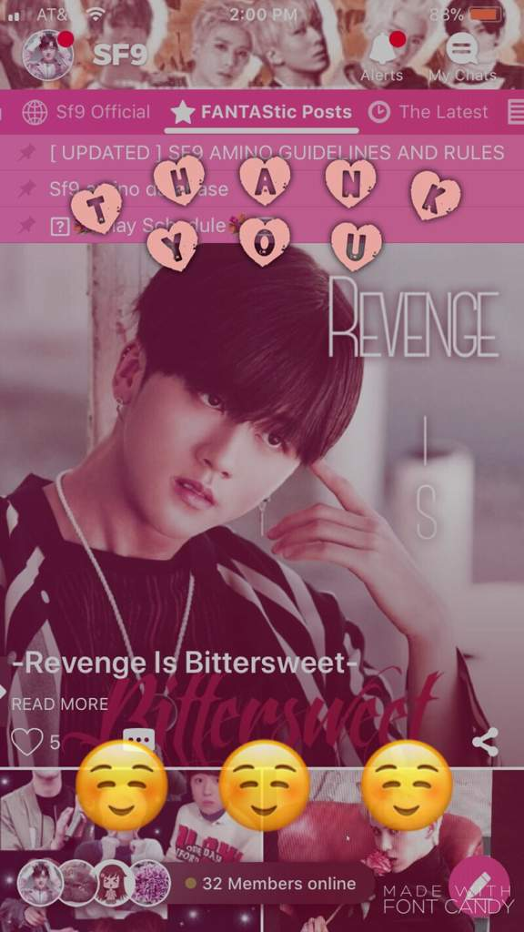 revenge is bittersweet