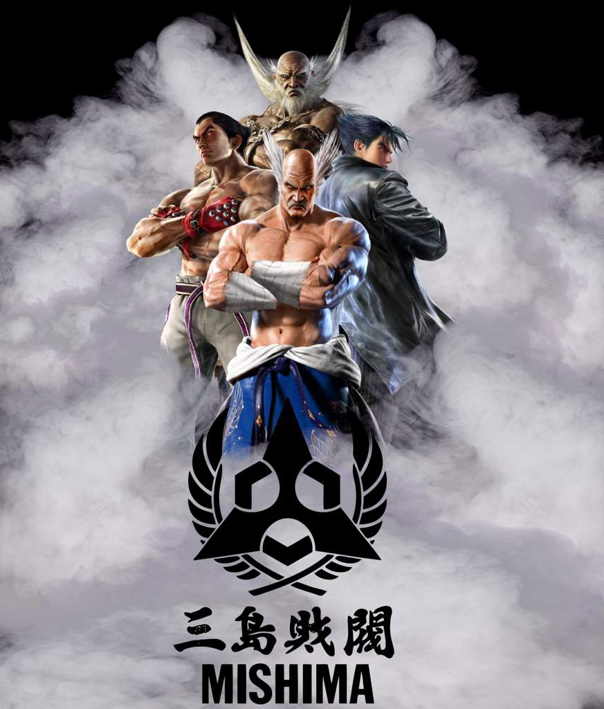 Tekken Trivia 37 Mishima Zaibutsu Leaders Video Games Amino