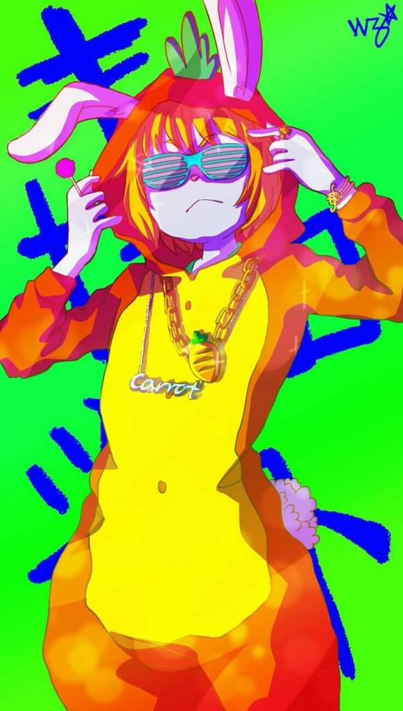 #Carrot   One Piece/Ван Пис Ролевая Amino
