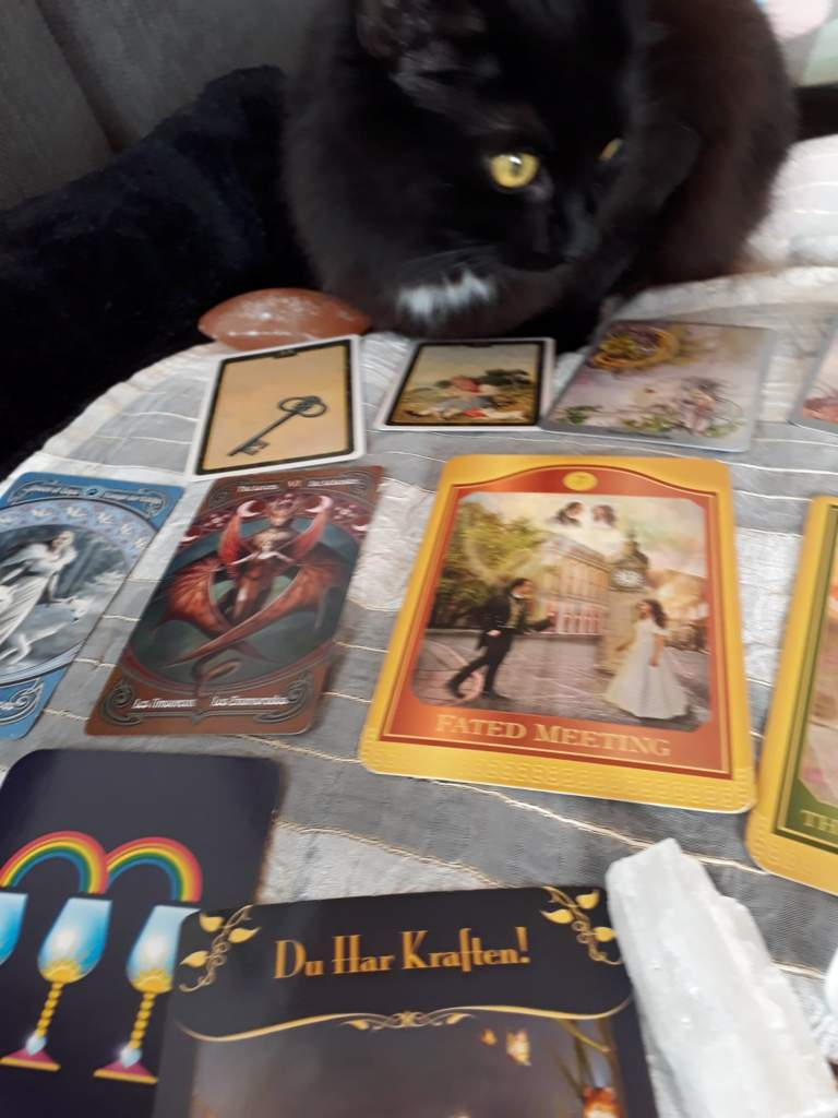 Sol's Show & Tell Cards | World of Magick⛥ Amino