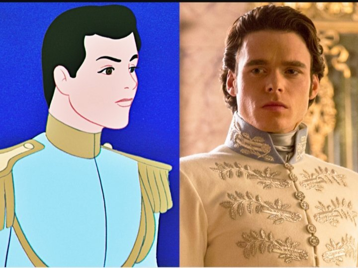 No one accused prince charming of having a foot fetish