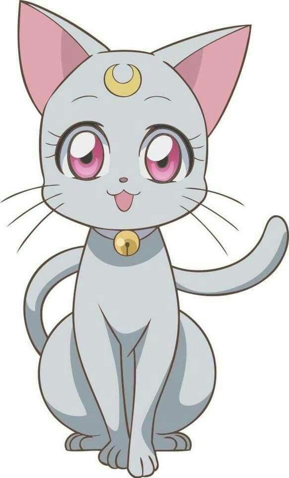 Luna Artemis Y Diana Wiki Sailor Moon Amino Amino